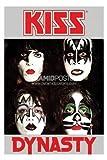 ハードロック『KISS/キッス(DYNASTY)《PPM017》』ポスター