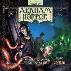 Arkham Horror Kingsport Horror Expansion