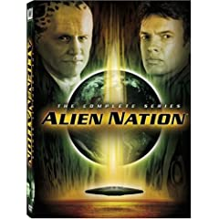 cover of Alien Nation