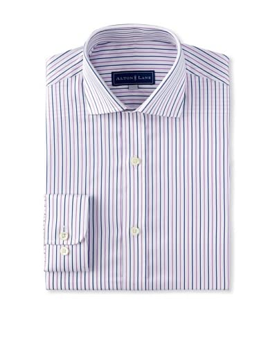 Alton Lane Men's Multi Stripe Dress Shirt
