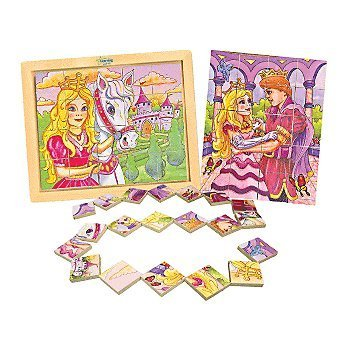 Learning Curve Happily Ever After String Puzzle