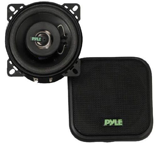 Pyle Plx42 4-Inch 120 Watt Two-Way Speakers