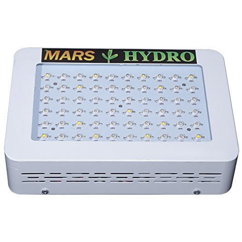 MarsHydro 300 and MarsHydro 600 LED Grow Lights