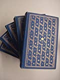 img - for The Harvard Classics - Celebrated Historical Bindings - Volumes 21 -25 book / textbook / text book