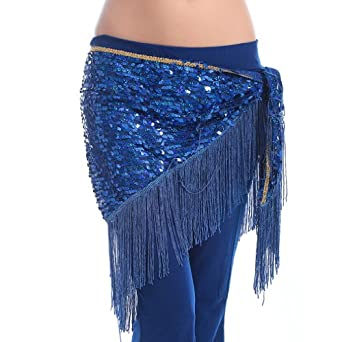 Homubelly Belly Dance Hip Scarf & Shawl, Egyptian Style Hip Wrap, Dancing Costumes