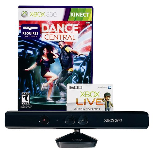 Kinect for XBOX 360 Dance Central Value Bundle (XBOX 360)