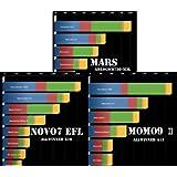 【最新機種 アンドロイド 4.0 】 Novo7 Mars Android 4.0 7インチ タブレット PC Set Amlogic8726-M3L 1GRAM 8GB (Black/ブラック)