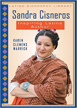 Amazon.com: Sandra Cisneros: Inspiring Latina Author (Latino Biography