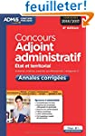 Concours Adjoint administratif - Cat�...