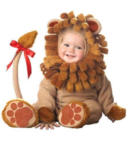 Lil' Lion Costume MD 12-18 mos. (25-27 lbs.)