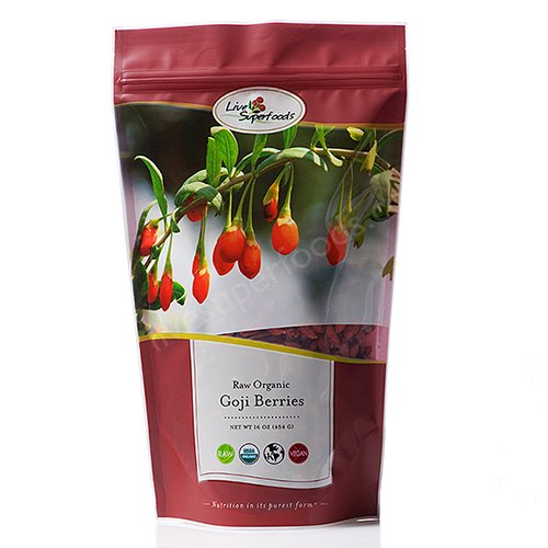 Live Superfoods  USDA Certified Organic 