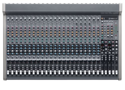 Mackie 2404-VLZ3 Premium 24-Channel FX Mixer