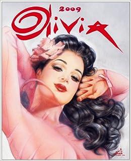 2009 Olivia Calendar: Olivia De Berardinis: 9780929643281: Amazon.com