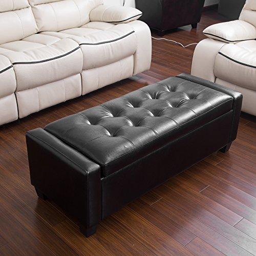erfect-faux-leather-storage-ottoman-folding-storage-bench-black