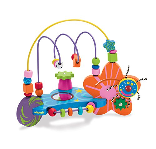 Manhattan Toy Whoozit Cosmic Bead Maze Activity Toy front-846250