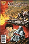 Battlestar Galactica Zarek Comic Book #1 Batista Cover
