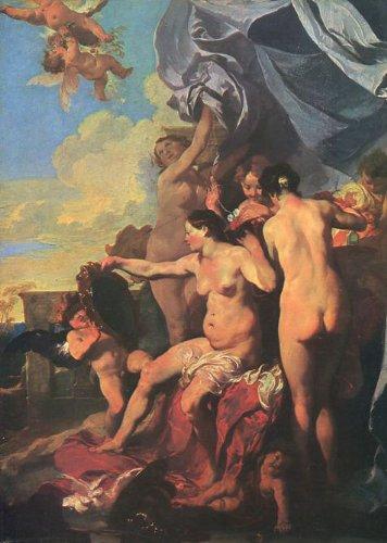 Johann Liss: A German Painter of the European Baroque