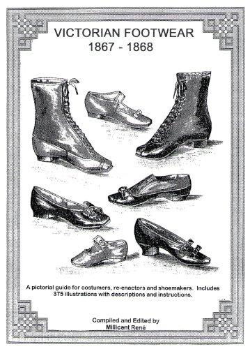 Victorian Footwear, 1867-1898