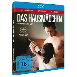 Das Hausmädchen (Blu-Ray) [Import allemand]
