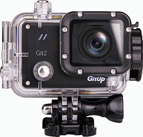 Boblov Pro 16MP GitUp Git2 2K 30fps Novatek 96660 1080P WiFi Aktion Outdoor Sports Sturzhelm Action Kamera mit Zubehör mit Keychain