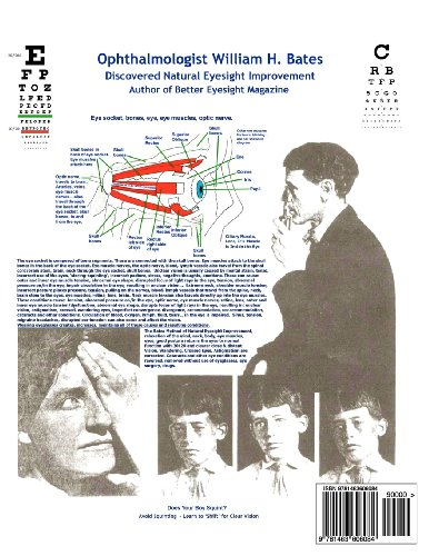 Better Eyesight Magazine - July, 1919 to June, 1930 -132 Monthly Issues by Ophthalmologist William Horatio Bates M.D.: Natural Vision Improvement (Black & White Edition)