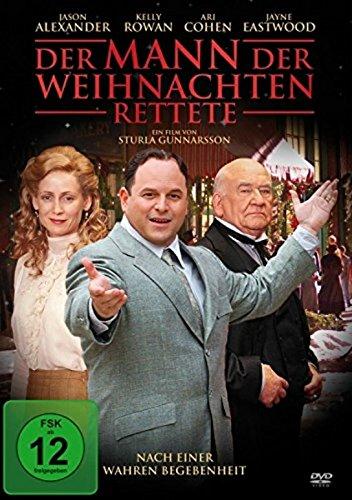 DER MANN DER WEIHNACHTEN RETTETE - MAN WHO SAVED CHRISTMAS (Nach einer wahren Begebenheit - DVD)