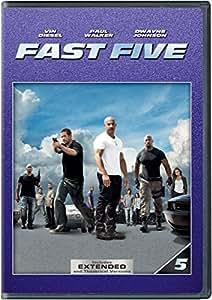 NEW Fast Five (DVD)