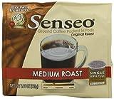 Senseo Coffee Pods, Medium Roast,18 Count (Pack of 6)
