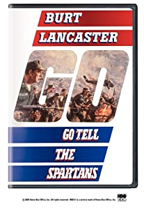 Go Tell the Spartans [DVD] [Region 1] [US Import] [NTSC]