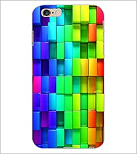 PrintDhaba Pattern D-2433 Back Case Cover for APPLE IPHONE 6S PLUS (Multi-Coloured)