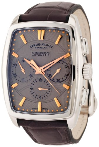 review Armand Nicolet 9634A-GS-P968GR3