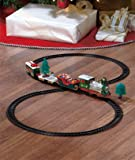 Musical Christmas Holiday Train Set