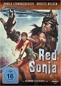Amazon.com: Red Sonja: Arnold Schwarzenegger, Brigitte ...