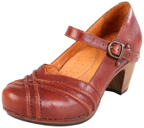 Dansko Women's Reeny Clog,Brown,38 EU/7.5-8 M US