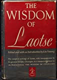 img - for The Wisdom of Laotse book / textbook / text book