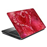 MeSleep Love Luv Laptop Skin - B00WGCPLCW