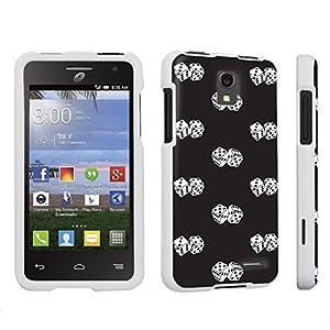 Amazon.com: DuroCase ® Alcatel One Touch Pop Star LTE A845G Hard Case