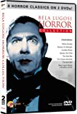 Cover art for  Bela Lugosi Horror Collection