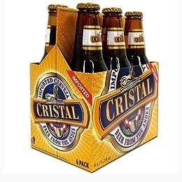 クリスタル 瓶ビール 330ml 6本セット