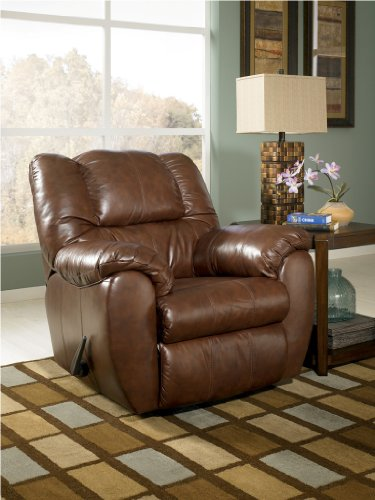 Sonoma Saddle Rocker Recliner By Ashley Furniture