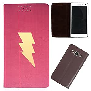 DooDa - For LG L FINO(D295) PU Leather Designer Fashionable Fancy Flip Case Cover Pouch With Smooth Inner Velvet