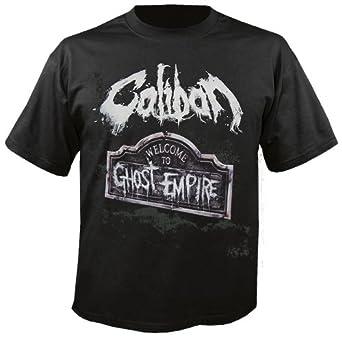 CALIBAN - Welcome - T-Shirt Größe M