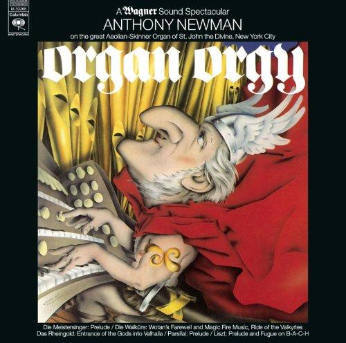 Wagner: Organ Orgy: Trascrizioni Per Organo