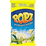 Popz Butter Flavoured Popcorn (Pack of 15)