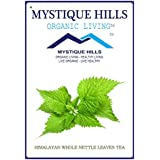 MYSTIQUE HILLS - Organic Shade Dried Whole Himalayan Nettle Leaf Tea (PREMIUM QUALITY) (100 GR)
