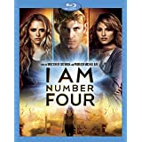 I Am Number Four [2011] [Blu-ray] [US Import]