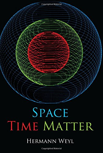 Space-time-matter (Dover Books on Physics)