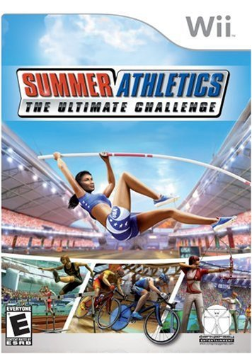 Summer Athletics The Ultimate Challenge – Nintendo Wii