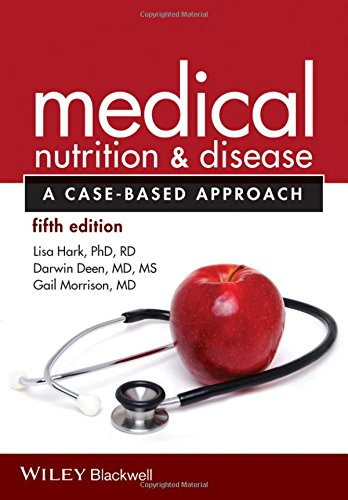 Medical Nutrition And Disease: A Case-Based Approach front-987809