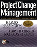 img - for Project Change Management book / textbook / text book